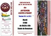 tournoi u11 2012
