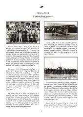 historique spa 62 1918 2011