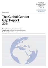 wef gendergap report 2011
