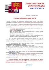 Fichier PDF centre equestre