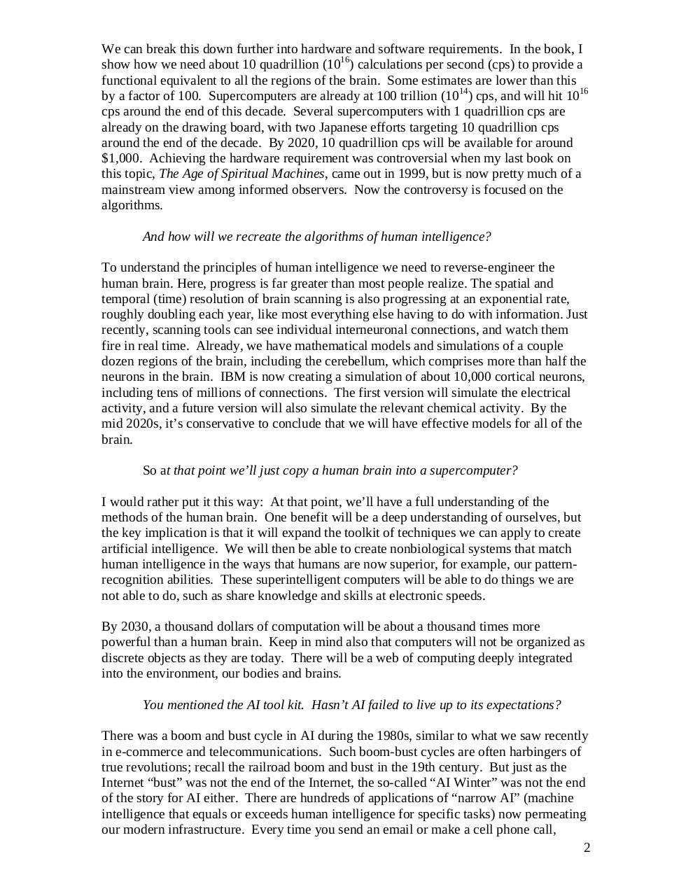 Questions_and_Answers_on_the_Singularity.pdf - page 2/12