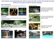 brochure water lux