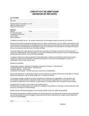 Fichier PDF abandon recours fay