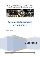 challenge big scale