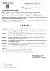 Fichier PDF limitation du 3 au 6 janvier 2012 30 kms