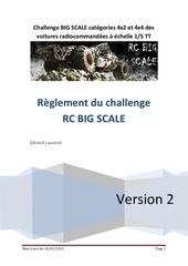 Fichier PDF challenge big scale