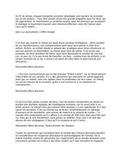 espoir Energetiques et communication animale 2