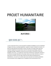 projet humanitaire suisse modif