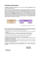 2012 01 05 information et communication