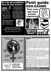 guide sos exams hiver 2012 terminer