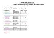 horaires officiels stpierre2012