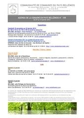 Fichier PDF agenda de la semaine en pays bellemois n 105