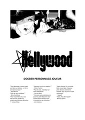 hellywood dossier joueur