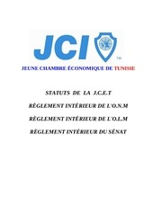 statuts jci tunisie 2011 definitif ok 1