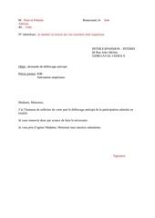 Fichier PDF demande de deblocage anticipe