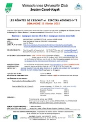Fichier PDF invitation regates l escaut 2012