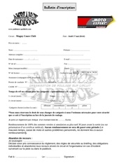 bulletin magny cours club moto expert chateauroux