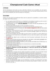 reglement cgv 2011 2012