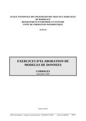 Fichier PDF 9 exrcices de diagramme de classe
