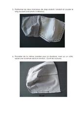 atelier tuto paniere tissu partie 2