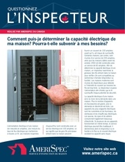 inspector electrical capacity fre