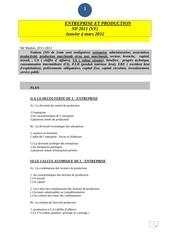 entreprise et production def et plan np 2011 pdf