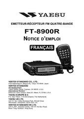 manuel ft 8900r