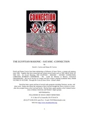 egyptian masonic satanic connection