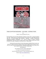 Fichier PDF egyptian masonic satanic connection