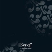 korloff eyewear collectionguide2010 nov