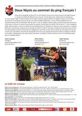 communique de presse nice cpc 16 janvier 2012
