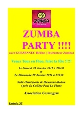 fly soiree zumba 1
