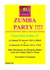 fly soiree zumba