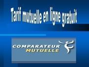 tarif mutuelle