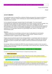 ue 1 1 mme elissalde concepts de base en psychologie sociale
