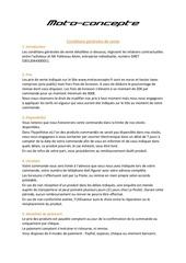 Fichier PDF contrat vente pro
