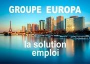 la plaquette groupe europa