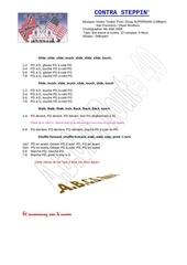 Fichier PDF contra steppin