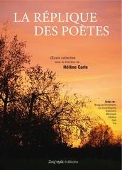 la replique des poetes couverture br