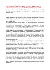 Fichier PDF francois hollande c est 0 proposition 100 critiques