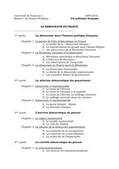 vie politique pdf