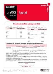 dictionnaire permanent n937 2 2 2012 01