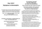 plaquette demosophie elections 2012