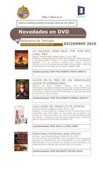 diciembre dvd