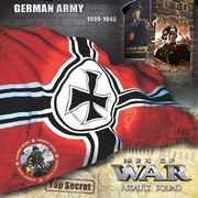 men of war as german army en 1