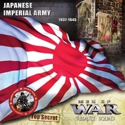 men of war as japan army en