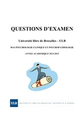 questions examen 1