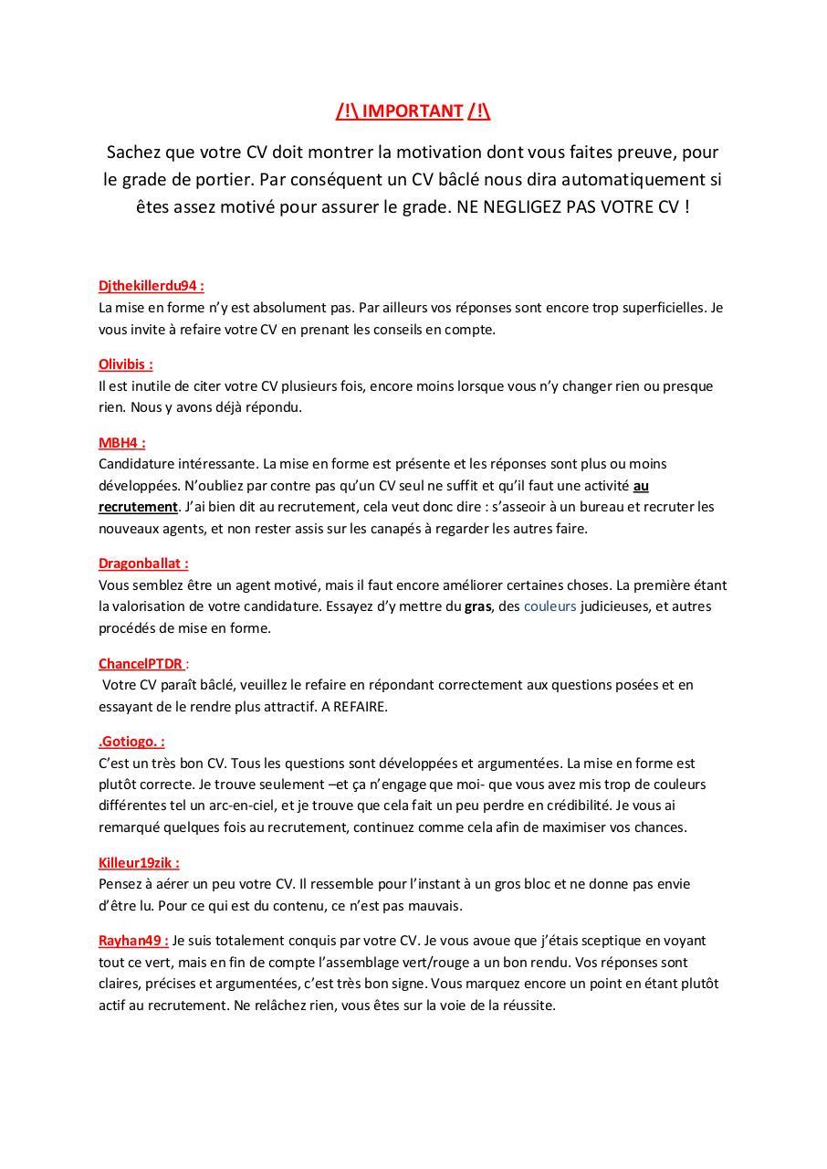r u00e9ponses aux cv  pdf par fred randry