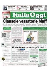 italiaoggi 28 01 2012