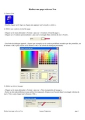 Fichier PDF notice nvu